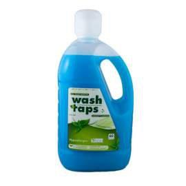 Wash Taps folyékony mosószer, mosógél color (kék)