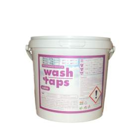 Wash Taps mosópor color foszfátmentes és parabénmentes