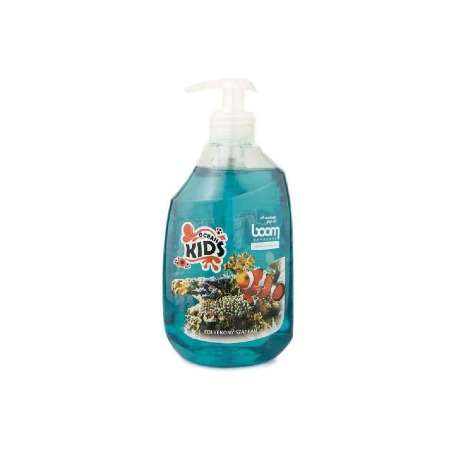 Boom KIDS Ocean gyerek folyékony szappan  (0,5 liter)