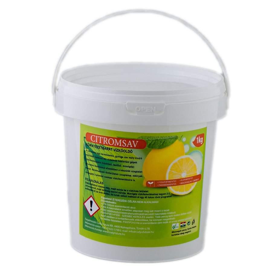 Cudy citromsav (1 kilogramm)